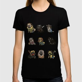 The Walking Pug T-shirt