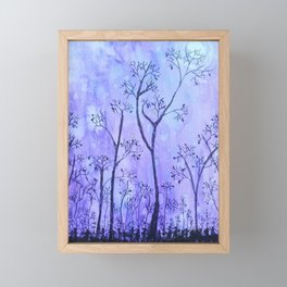 Mystical Moonlight Framed Mini Art Print