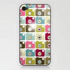 Camera Affair iPhone & iPod Skin