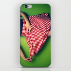 pleased to meet you~ iPhone & iPod Skin