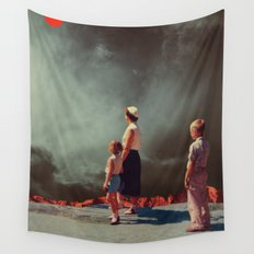 Mother Show Me The Way Wall Tapestry