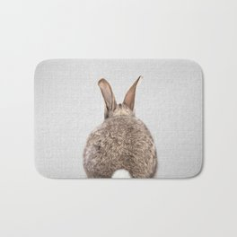 Rabbit Tail - Colorful Bath Mat