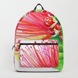 Red Flower / Ohia Lehua Backpack