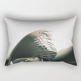 Tropical Leafs Rectangular Pillow