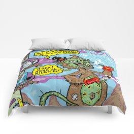 Brown Jenkin Funnies, 1972 Comforters