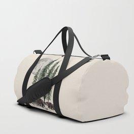 Full Moon Rising Duffle Bag