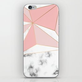 Marble & Geometry 042 iPhone Skin