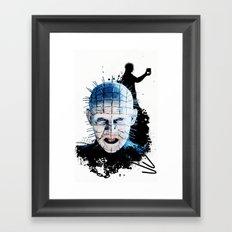 Pinhead: Monster Madness Series  Framed Art Print
