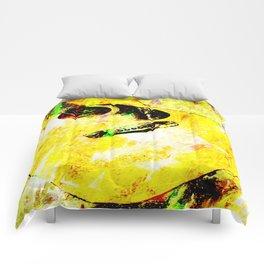 Abstract Guitar Comforters
