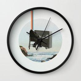 Pianocean Wall Clock