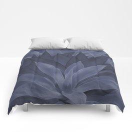 Agave Ocean Dream #3 #tropical #decor #art #society6 Comforters