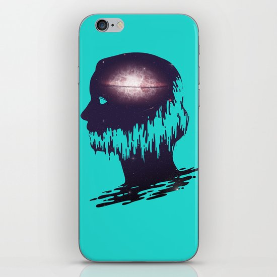 The World Forgetting by the World Forgot iPhone & iPod Skin