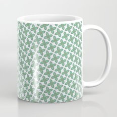 Mint Leaf Pattern Mug