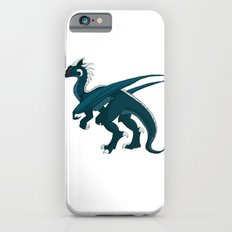 Teal Dragon iPhone 6s Slim Case