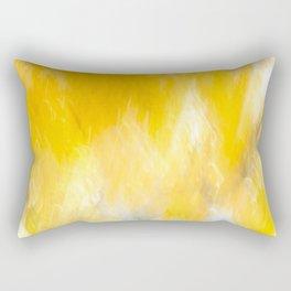 Indomitable Light Rectangular Pillow