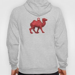 Genetically challenged camel trying to cross the blue mirage Hoody