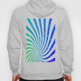 stripes wave pattern 1 stdv Hoody