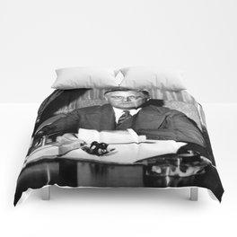 President Franklin Roosevelt Comforters