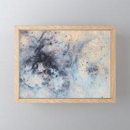 Entropy Ether Framed Mini Art Print