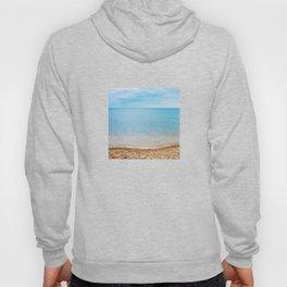 sea sand beach 4 Hoody