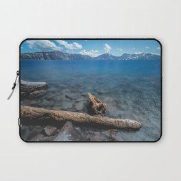 Crater Lake Love Laptop Sleeve