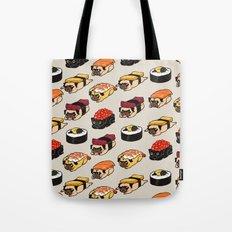 Sushi Pug Tote Bag