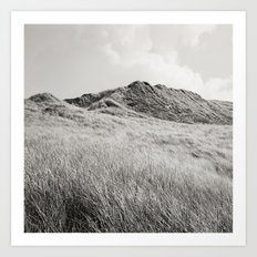Landscape of my memory Art Print