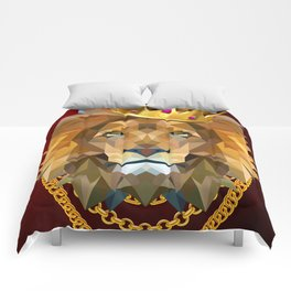 The King of Lions Comforters