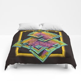 Bismuth Crystal Comforters