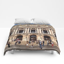 Palais Garnier 2 Comforters