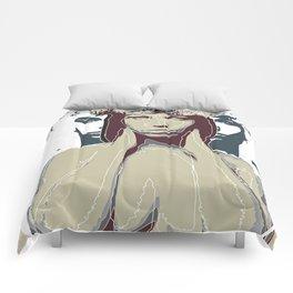 """Codename: Susan Glenn"" #29 Comforters"