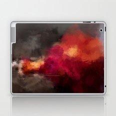 Fire dress Laptop & iPad Skin