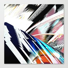 Light Archs Run Canvas Print