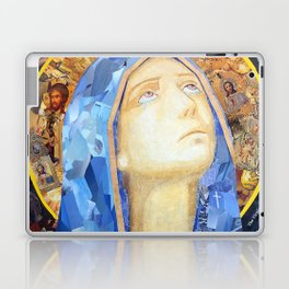 Our Lady of Broken Pieces Laptop & iPad Skin