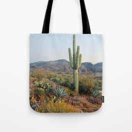 Spring in the Desert Tote Bag