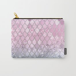 Mermaid Glitter Scales #2 #shiny #decor #art #society6 Carry-All Pouch
