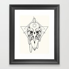 The Mystic #2 Framed Art Print