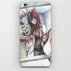 Dr. Harleen Quinzel iPhone & iPod Skin