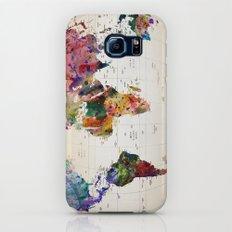 map Galaxy S8 Slim Case
