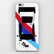 M1  iPhone & iPod Skin