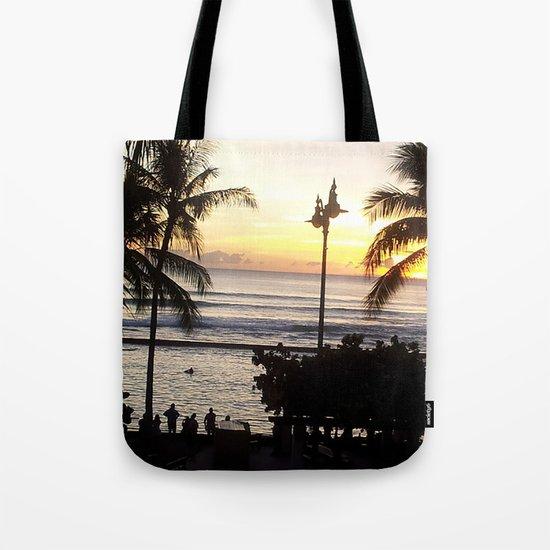 Waikiki Dusk by exoticdesignstudio