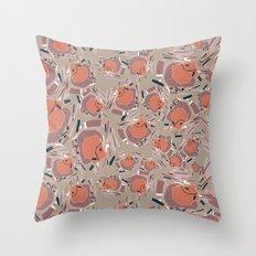 BP 46 Abstract Throw Pillow