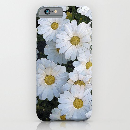 Dreaming Daisies iPhone & iPod Case