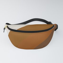 Cocoa Bow Fanny Pack