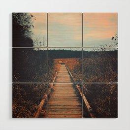Solitude Wood Wall Art