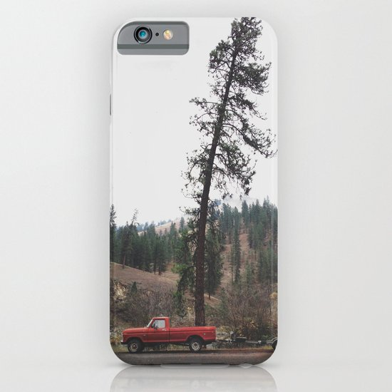 Tree Truck iPhone & iPod Case