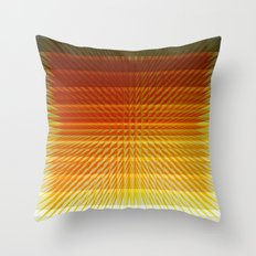 GOLD MINE Throw Pillow