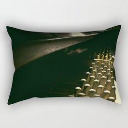 Tuning Rectangular Pillow