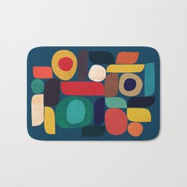 Miles and miles Bath Mat
