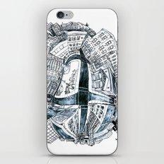 The City Bean iPhone & iPod Skin